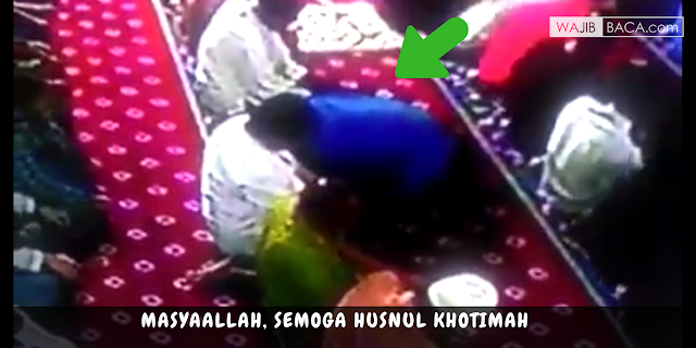 Fakta Meninggalnya Seorang Jamaah Shalat Isya di Tebet, Ternyata Bukan Saat Shalat Tarawih