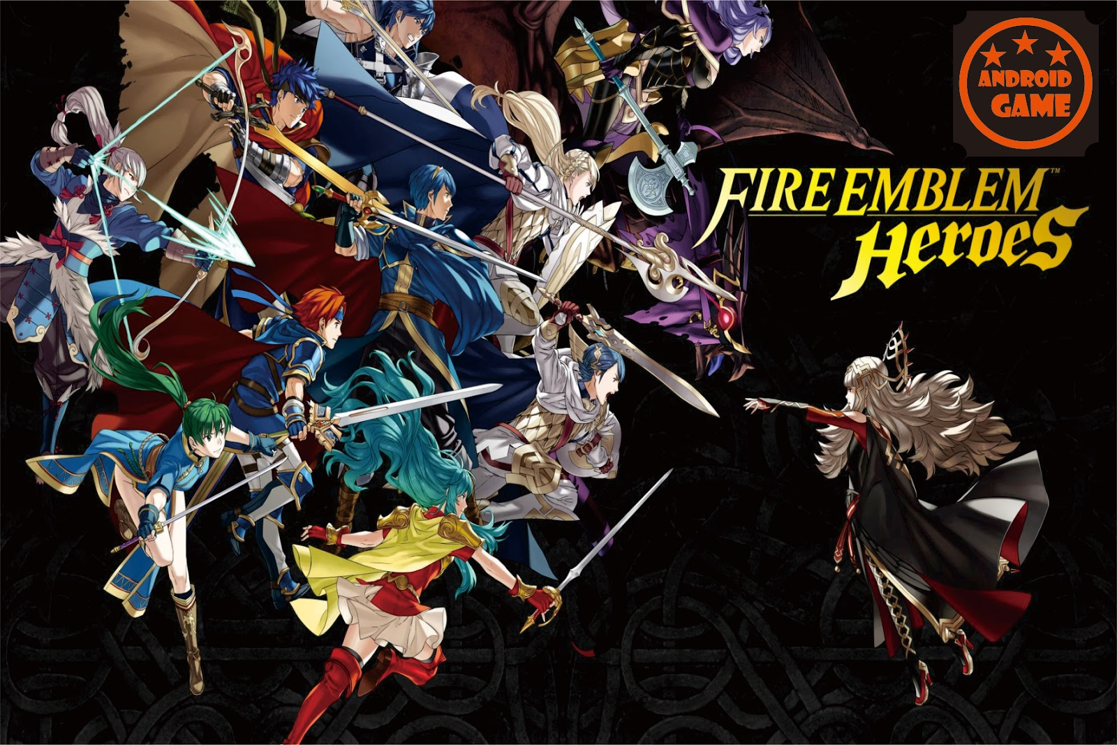 Fire Emblem Heroes Seen From The Side Of Game Graphics Look Very Possible And It Was Really Satisfying This Is