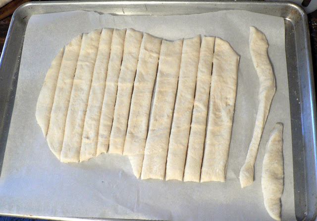 Easy Breadstick reicpe