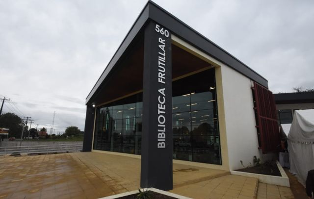 Inauguran Biblioteca Municipal en Frutillar