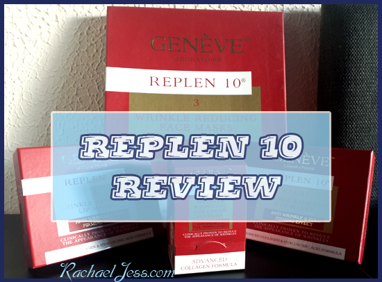 Replen 10 Wrinkle Reducing Masks