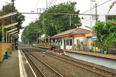 Alamat Stasiun Kramat