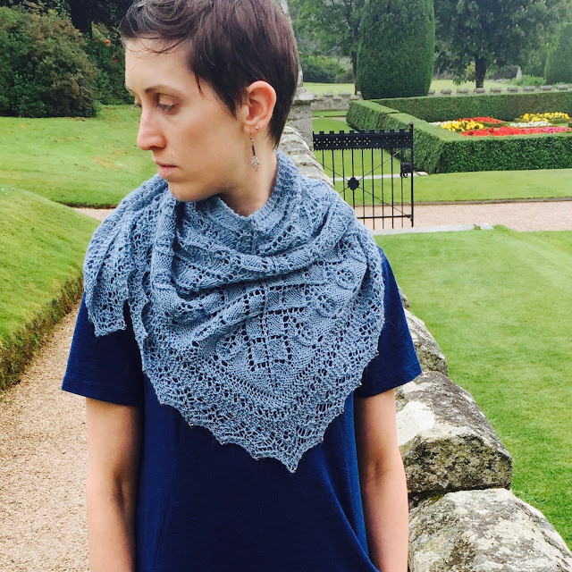 Lamhydrock knitting pattern