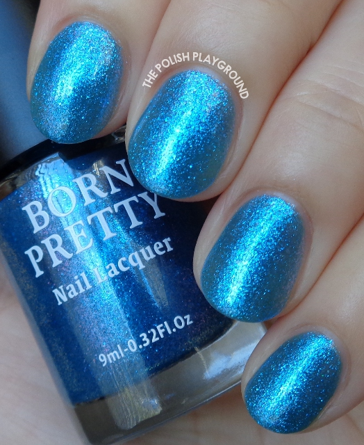 Born Pretty Z005 Ocean Illusion