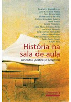 livro História na Sala de Aula leandro karnal