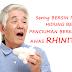 Cara Menyembuhkan Rhinitis Secara Efektif Dan Aman Dengan Obat Herbal