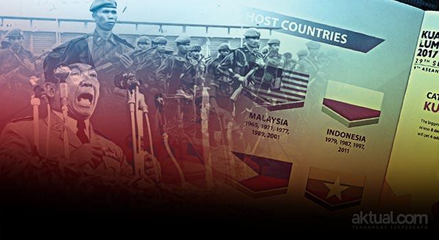Jangan Sampai RI-Malaysia Jadi Arena Proxy War Negara-Negara Adidaya