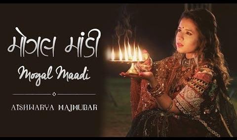 Navratri Special by Aishwarya Majmudar