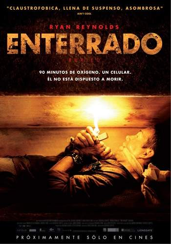 Enterrado [Buried] Audio 5.1 Subtitulos Español Blue Ray [BDRip]