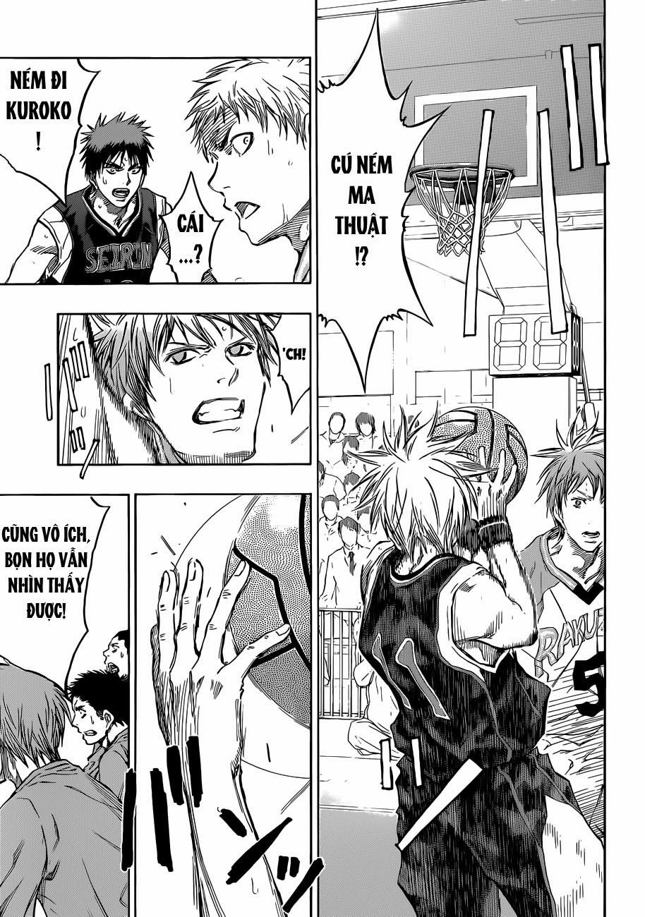 Kuroko No Basket chap 237 trang 16