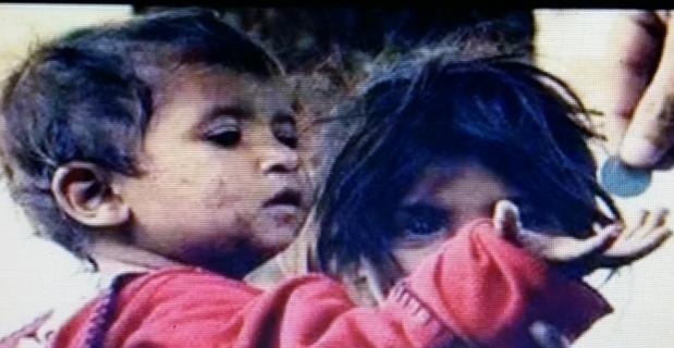 Dünyanın mağdurları Çocuklar