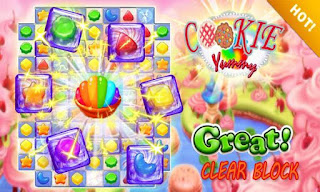 Game Cookie Yummy Apk