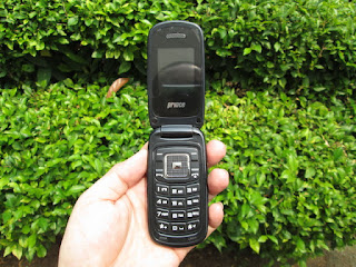 Hape Unik Prince PC128 Model Flip Dual SIM