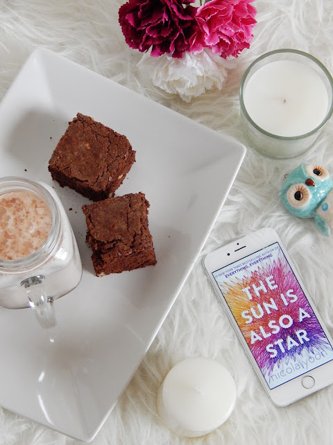 The Sun Is Also A Star No Spoiler Book Review | sprinkledpages