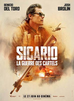 Josh Brolin - Sicario: Day of the Soldado (2018)