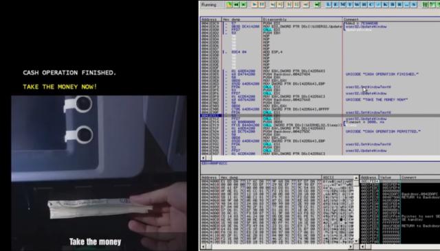 Por qu hackear un cajero autom tico es sencillo segu info for Los cajeros automaticos