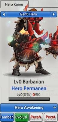 Barbarian Evolution Lost Saga Indonesia