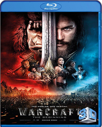 Warcraft: The Beginning [2016] [BD50] [3D] [Español]