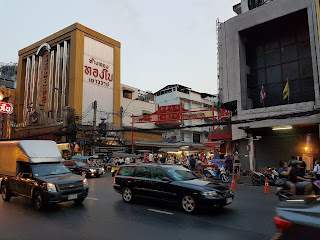 Thailande Bangkok Partie 2 Rue epatemoi