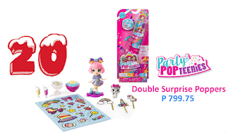 party pop teenies play set
