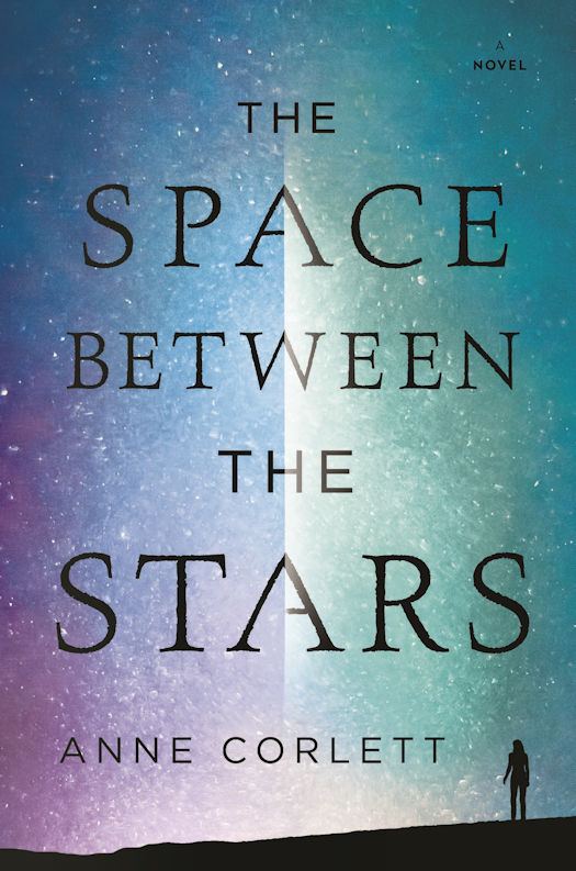 Interview with Anne Corlett, author of The Space Between the Stars
