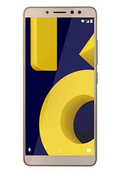 Best Budget Smart Phone ~ 10.or D2 Glow Gold 3GB RAM 32GB Storage Only Rs 5999