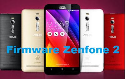 Download Firmware Asus Zenfone 2 ZE500CL