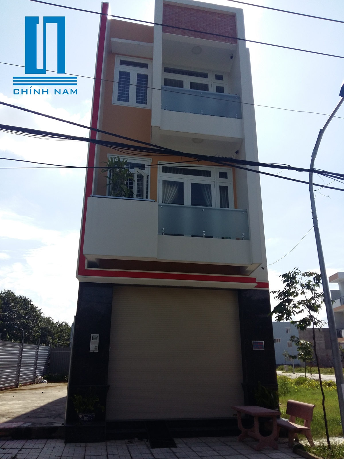 Thi công nhà Phố tại Biên Hòa