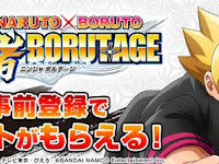 Naruto x Boruto APK Ninja Voltage Borutage - Game Android MOD Released