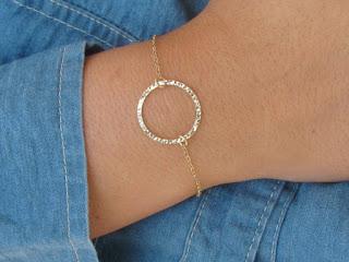 Bracelet cercle pas cher