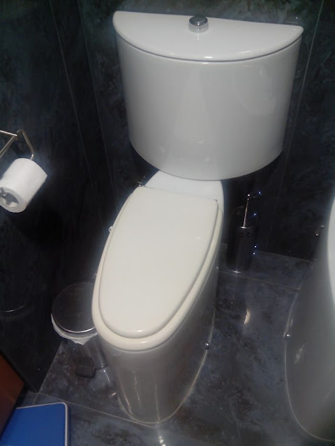 My New Apartment's Toilet Is So Narrow That Even My Skinny Ass Doesn't Fit In It