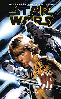 segundo tomo recopilatorio de Star Wars