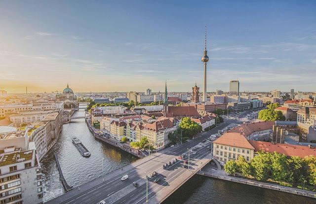 Cidades mais visitadas da Alemanha