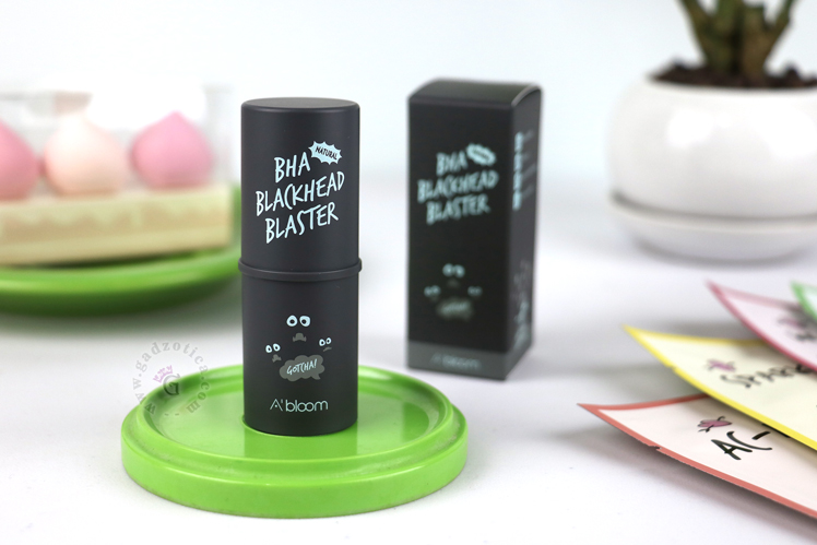 A'bloom BHA Blackhead Blaster Review