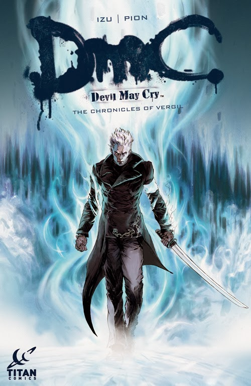 DEVIL MAY CRY VERGIL'S