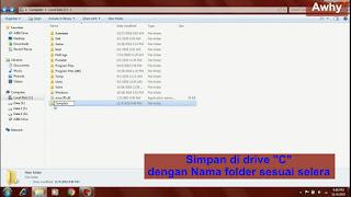Cara Menghilangkan TASKBAR Pada Windows 7