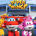 Pesawat Robot Super Wings Jett