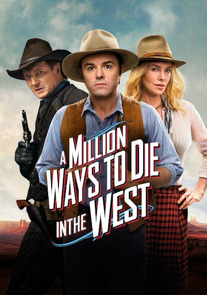 A Million Ways to Die in the West (2014) UnRated Dual Audio [Hindi-DD5.1] 720p BluRay ESubs Download