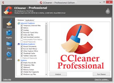 ccleaner professional plus 2019