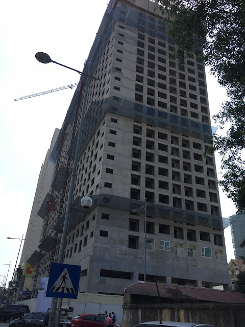 Tòa CT-07 dự án Booyoung Vina