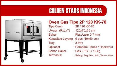Mengenal Oven Gas