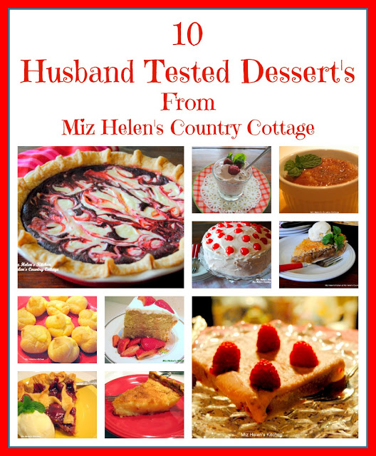 Husband Tested Desserts