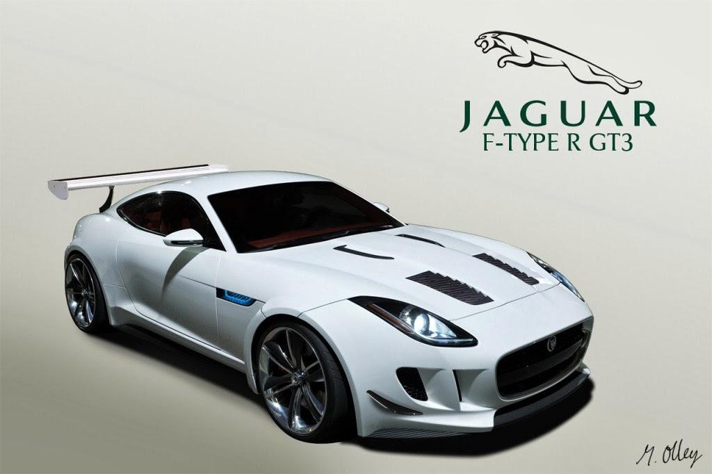 Jaguar F Type R Wallpaper