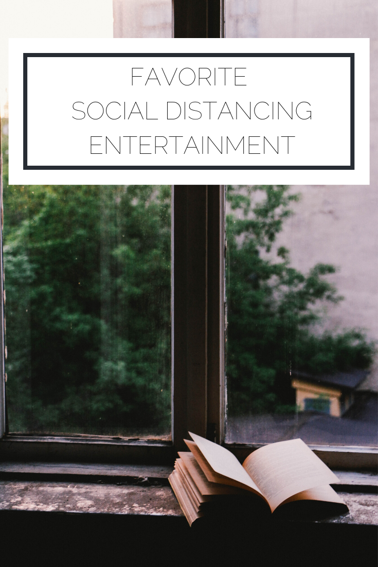 Click to read now or pin to save for later! Here are some ideas to keep you entertained while social distancing