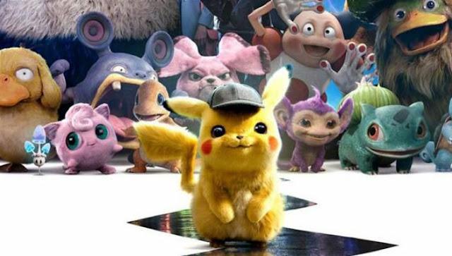 Crítica 'Detective Pikachu':