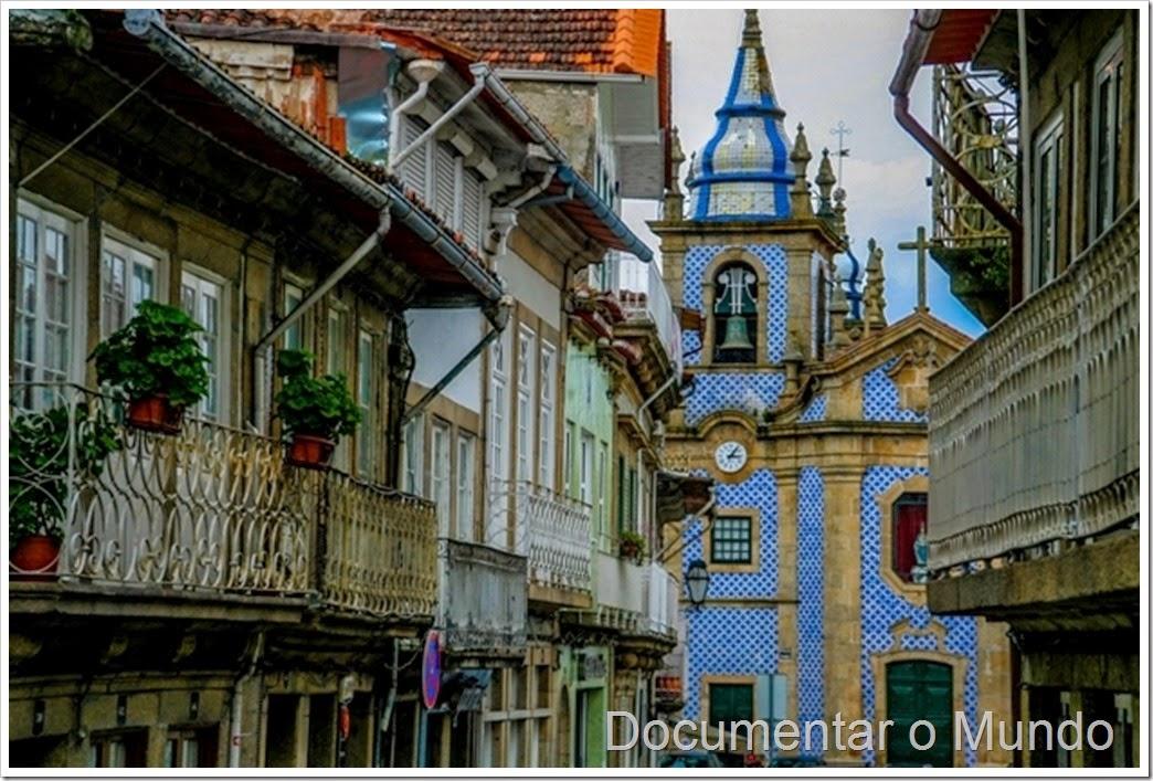 Centro histórico de Penafiel