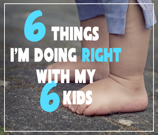 If someone asked you what you'd done right as a parent, what would you say? {posted @ Unremarkable Files}