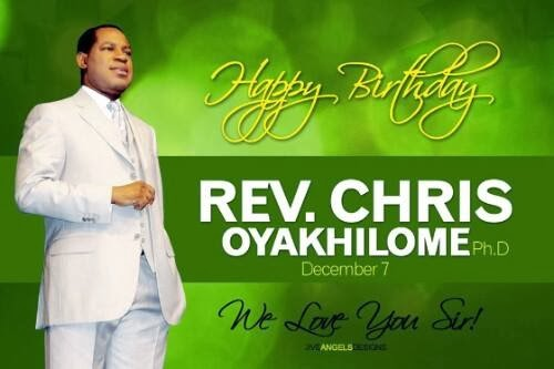 pastor chris oyakhilome birthday