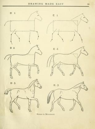 Tutorial Menggambar Hewan
