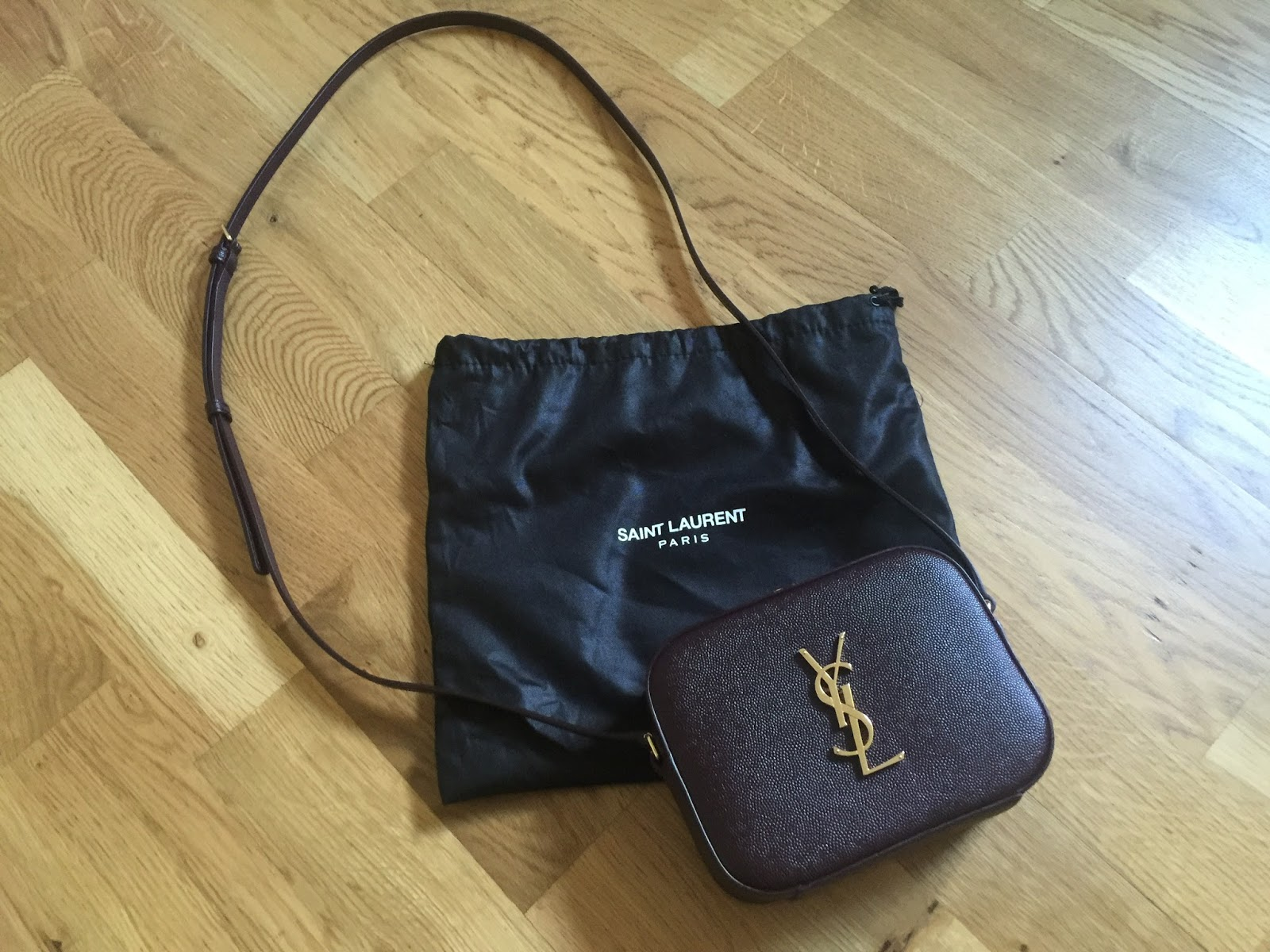 saint laurent bag review